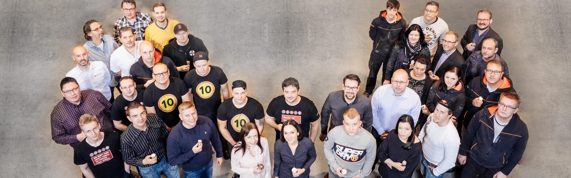 Meet Atexor's experts!