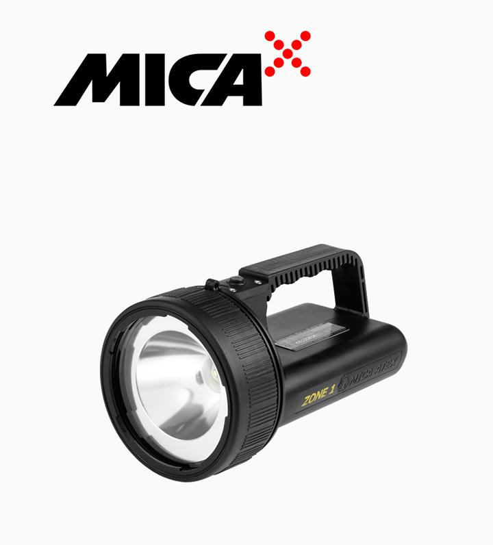 Atexor Mica Il 80 Atex hadlamp led 2