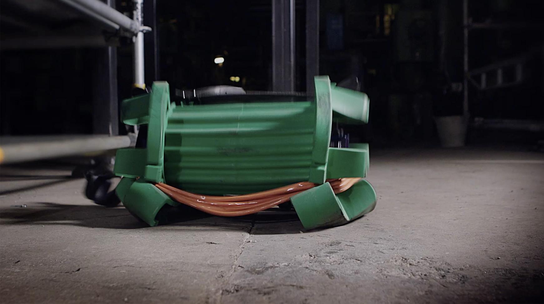 SLAM Ex transformer in drop test-1