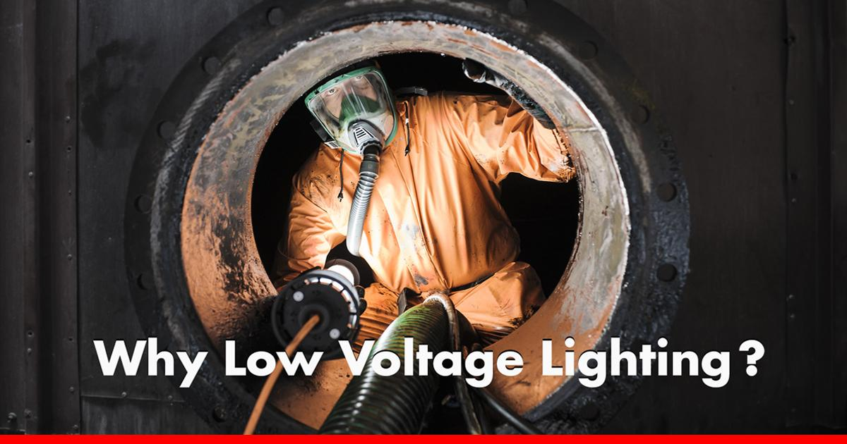 Low voltage lighting is needed in confined spaces. Article by Tuomas Seilo. Picture by Tosikuva Oy.