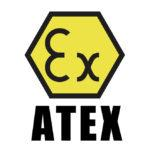 EU Areas Ex certification marking ATEX
