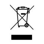 WEEE Marking Logo