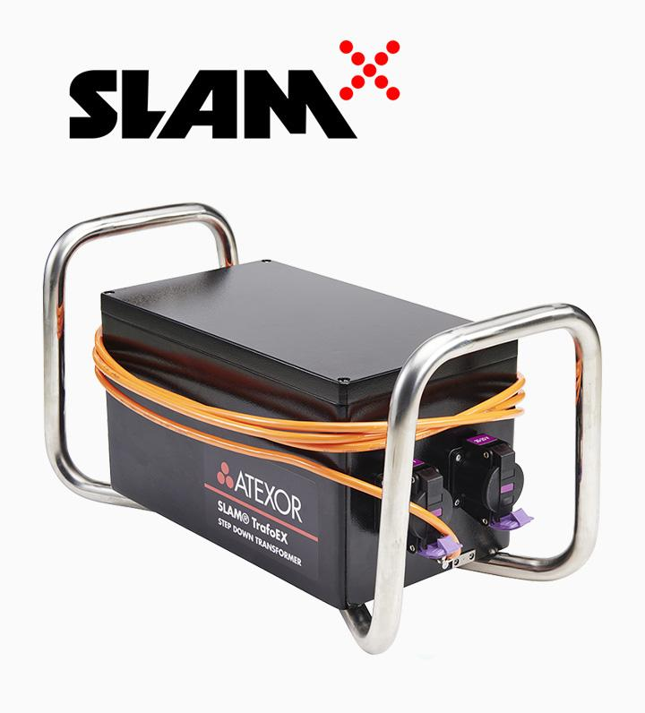 SLAM EX transformer