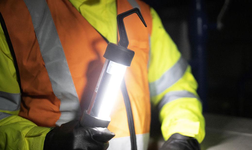 SEMIC SP Ex worklight in use