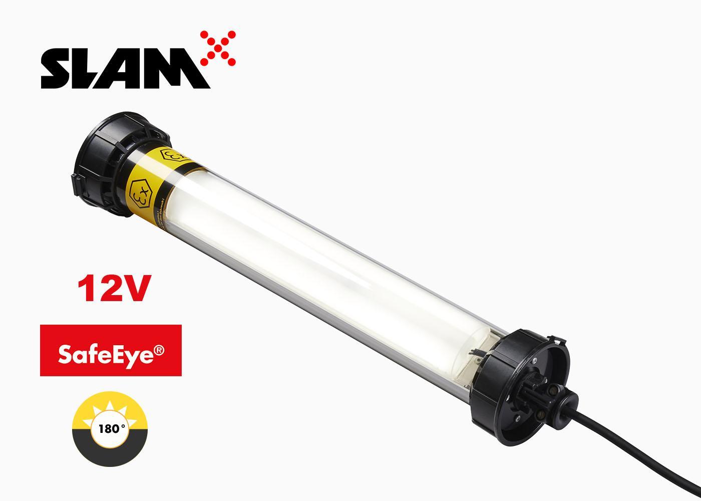 SLAM Hornet 1LED light for 12V electricity