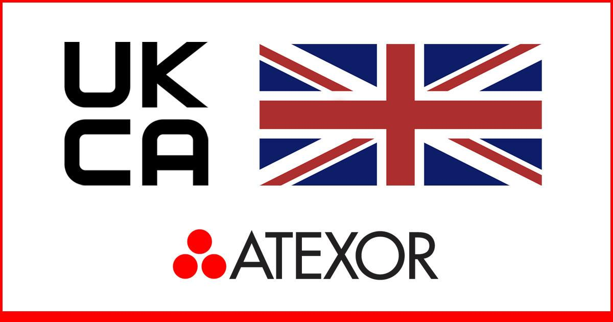 UKCA certifications and ATEXOR
