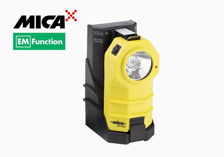 Rechargeable MICA ML-600 from Atexor