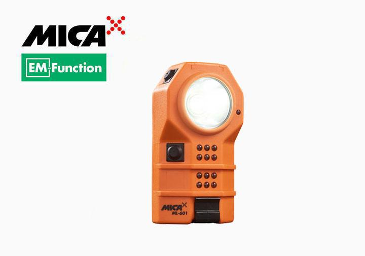 Rechargeable signalling lamp MICA ML-601