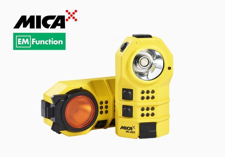 MICA ML-602 Signaling lamps for rail traffic